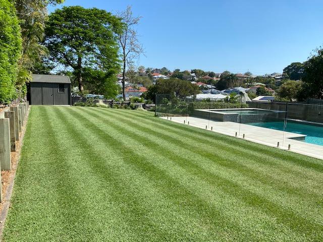 Green Landscape - Brisbane Best Lawn