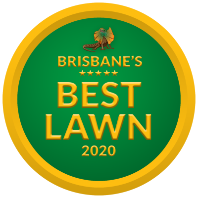 Brisbane's Best Lawn Logo